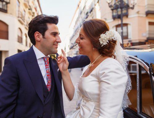 Wedding Planner Boda María & Luis