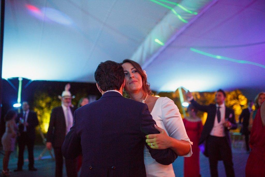 El Baile-Decoración de Bodas Love Story