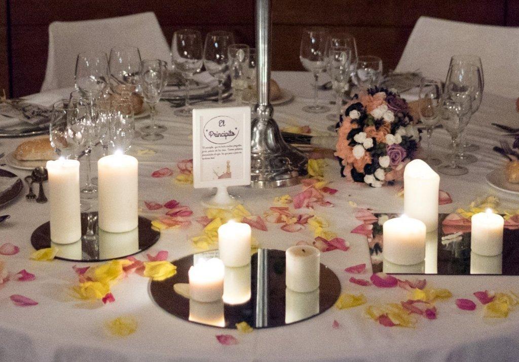 Wedding Planner Love Story Novias-Comedor