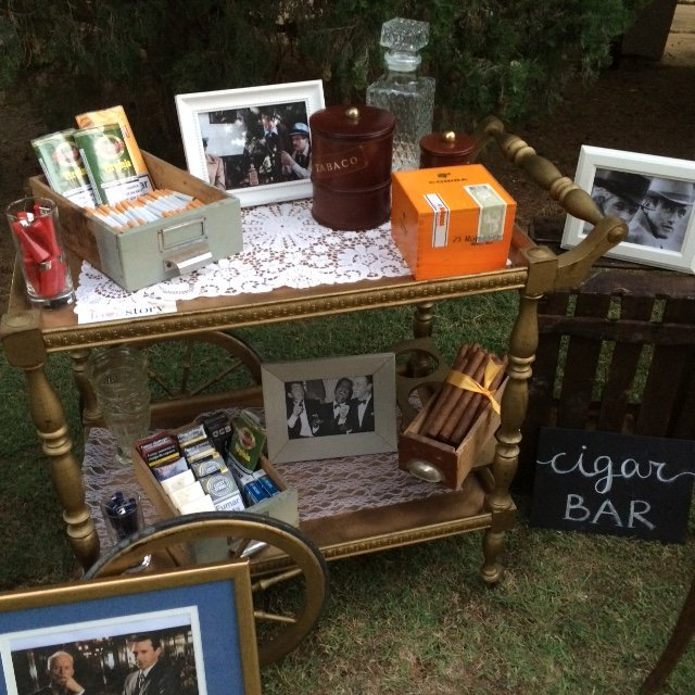 Wedding Planner Love Story Novias-Ciga Bar