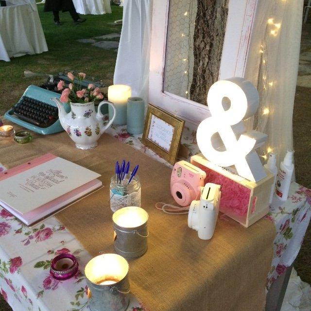 Wedding Planner Love Story Novias-Cámaras Intax