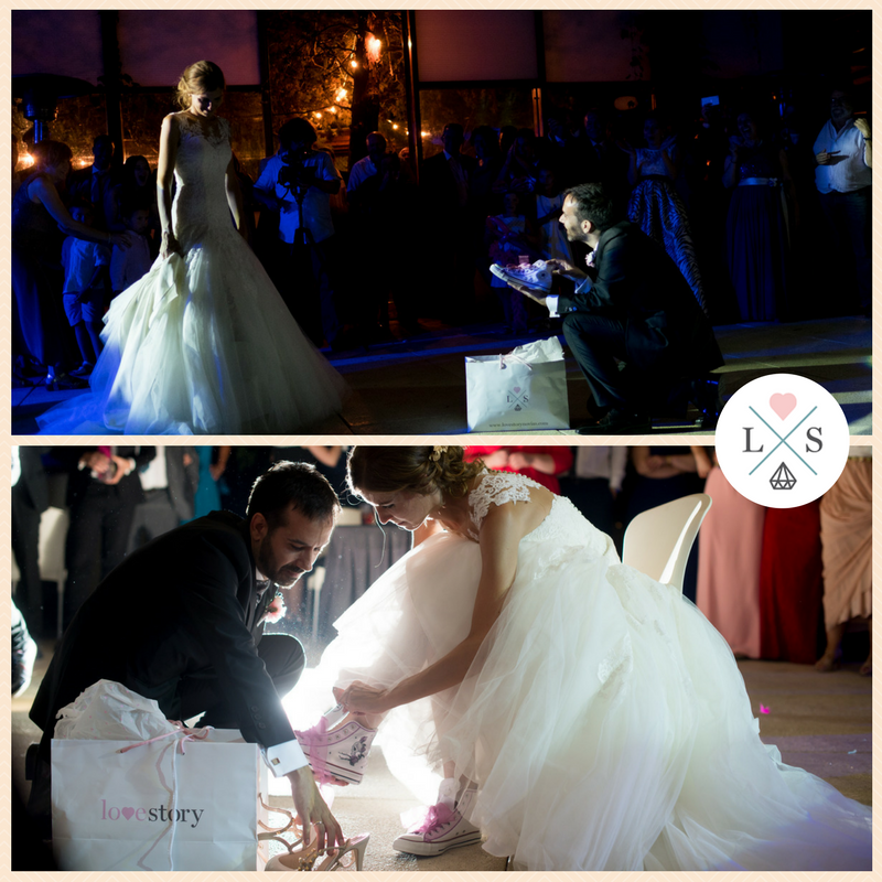 Wedding Planner Love Story Novias-Baile