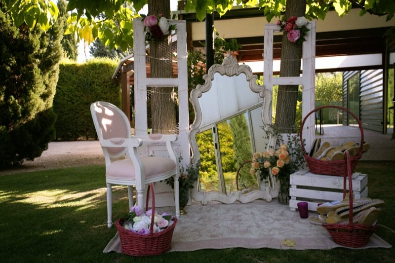 wedding decor, boda Olga y Fran. Love Story Novias wedding planner