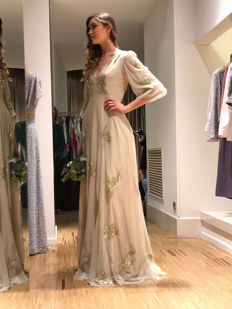 Vestidos de novia hoss intropia