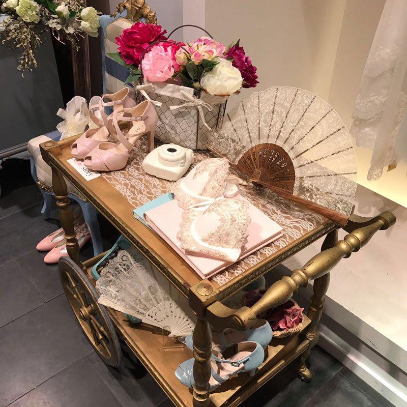 nueva coleccion vestidos de novia intropia atelier presentacion zaragoza lovestorynovias