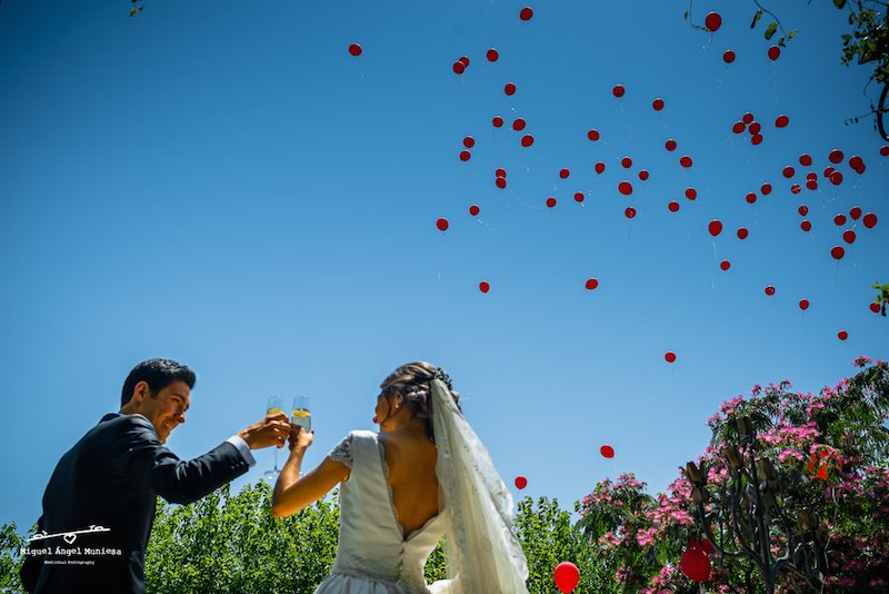 wedding decoration boda jessica manu love story novias 1
