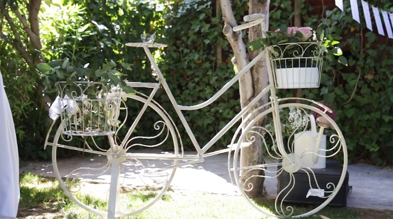 decoracion integral de boda Lidia Alex Love Story Novias