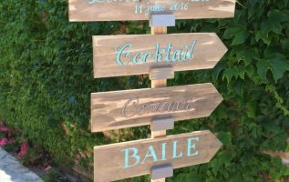 decoracion integral de boda Lidia Alex Love Story Novias 24