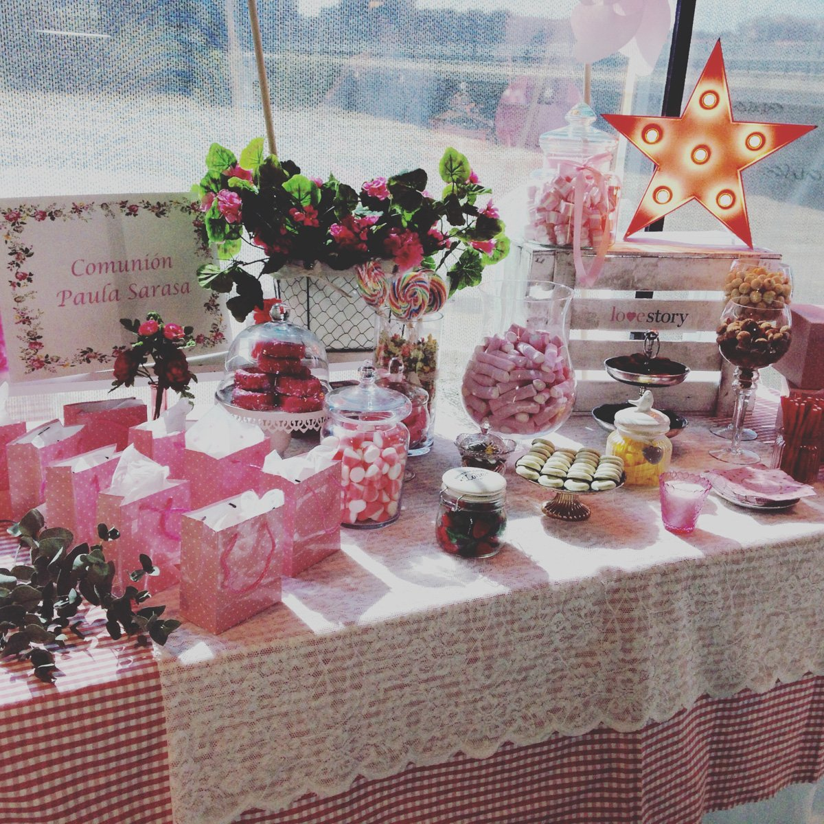 candy bar boda lovestory - decoracion boda zaragoza