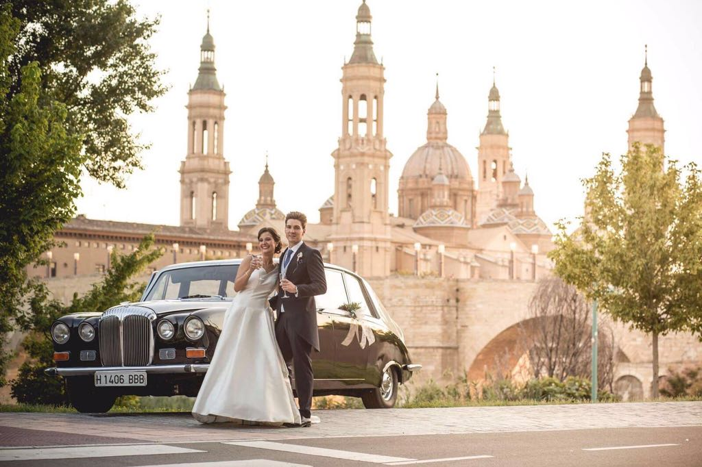 Wedding Planner Zaragoza - Boda Noelia y David - LoveStory Novias