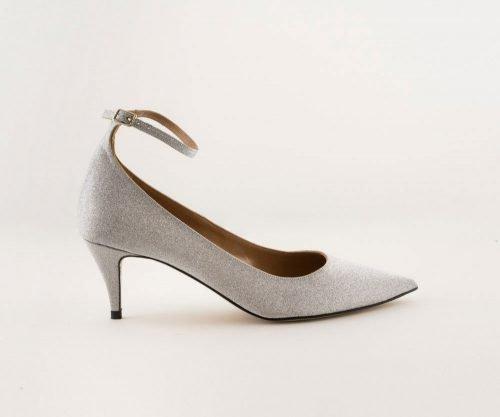 zapato-plateado-stelle-pura-lopez-love-story-novias