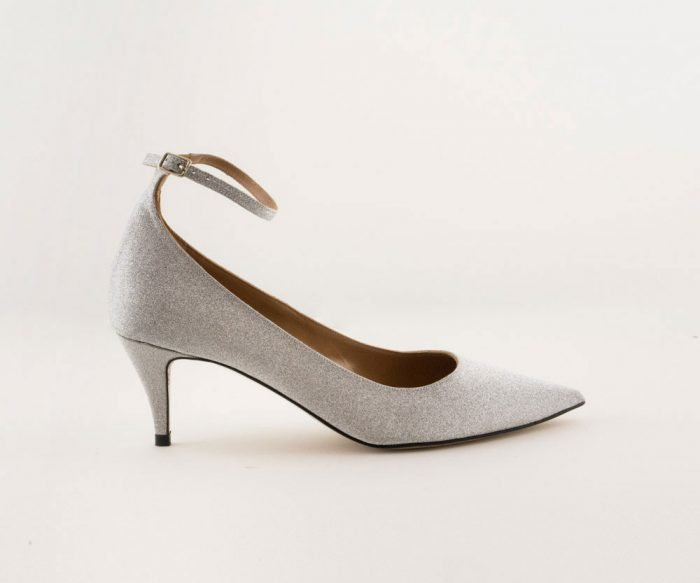 zapato_pura_lopez_glitter_plata_tacon_pulsera_love_story_novias