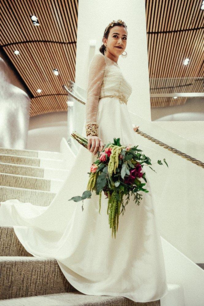 inspiracion para novias 2018 love story novias marina criado