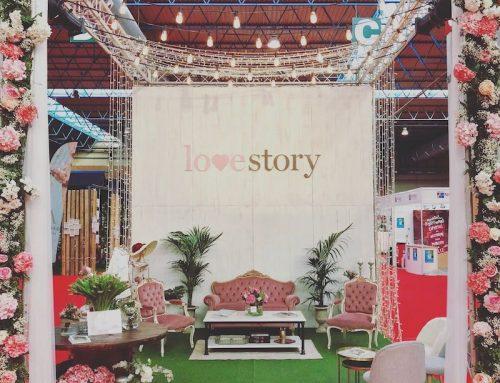 Love story novias en la feria Nupzial 2017