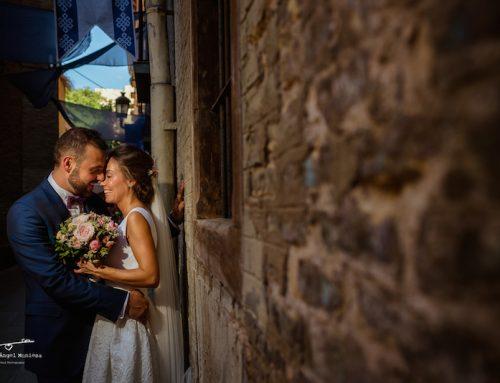 La boda de… Rebeca y Dani