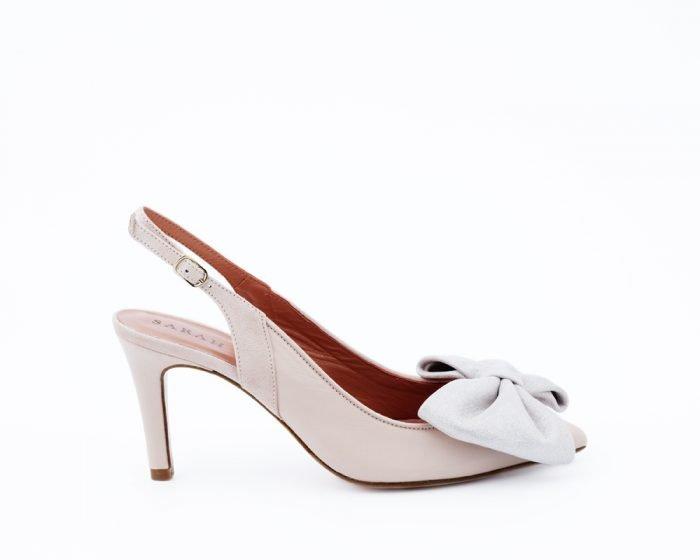 zapato maxi lazo