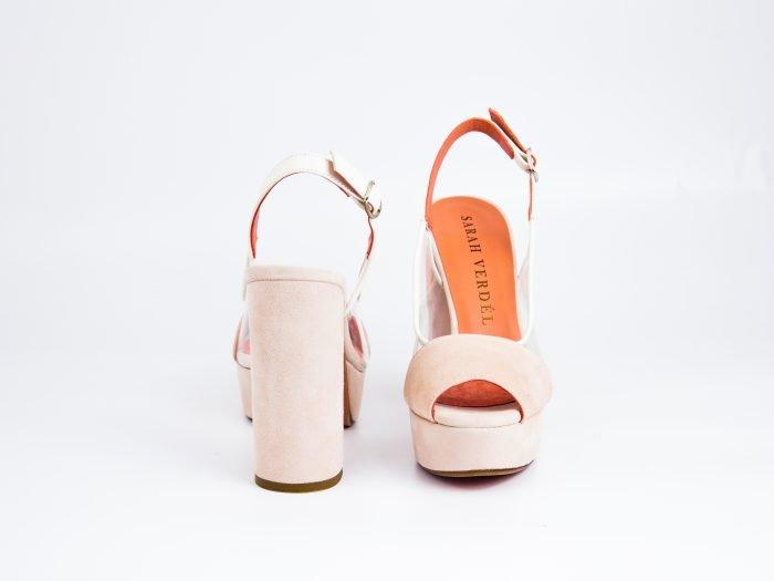 sandalia vinilo