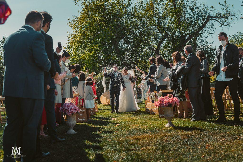 ceremonia boda Zaragoza