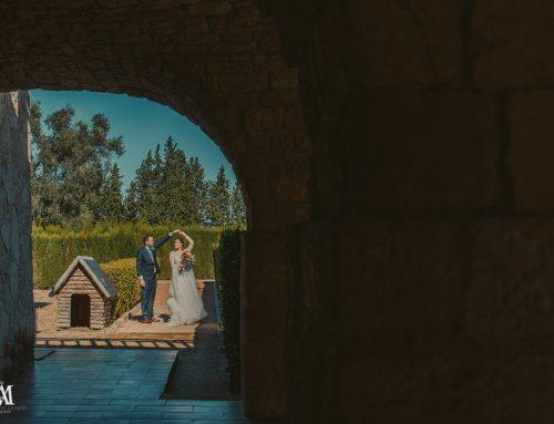 Eva y David…una boda en tiempos de Covid