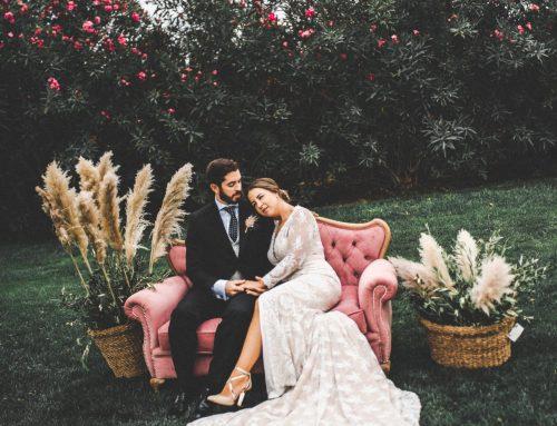 Mery y Javi…una boda en mitad de la pandemia