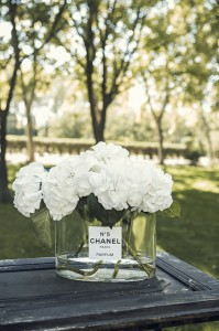 CHANEL FashionDay Decoracion Floral Love Story Novias wedding planner zaragoza