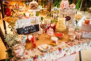 Candy Bar Love Story Novias Zaragoza