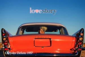 Coche de boda Love Story Novias Wedding Planner Zaragoza Chysler DeSoto
