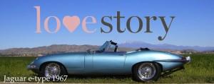 Coche de boda Love Story Novias Wedding Planner Zaragoza Jaguar